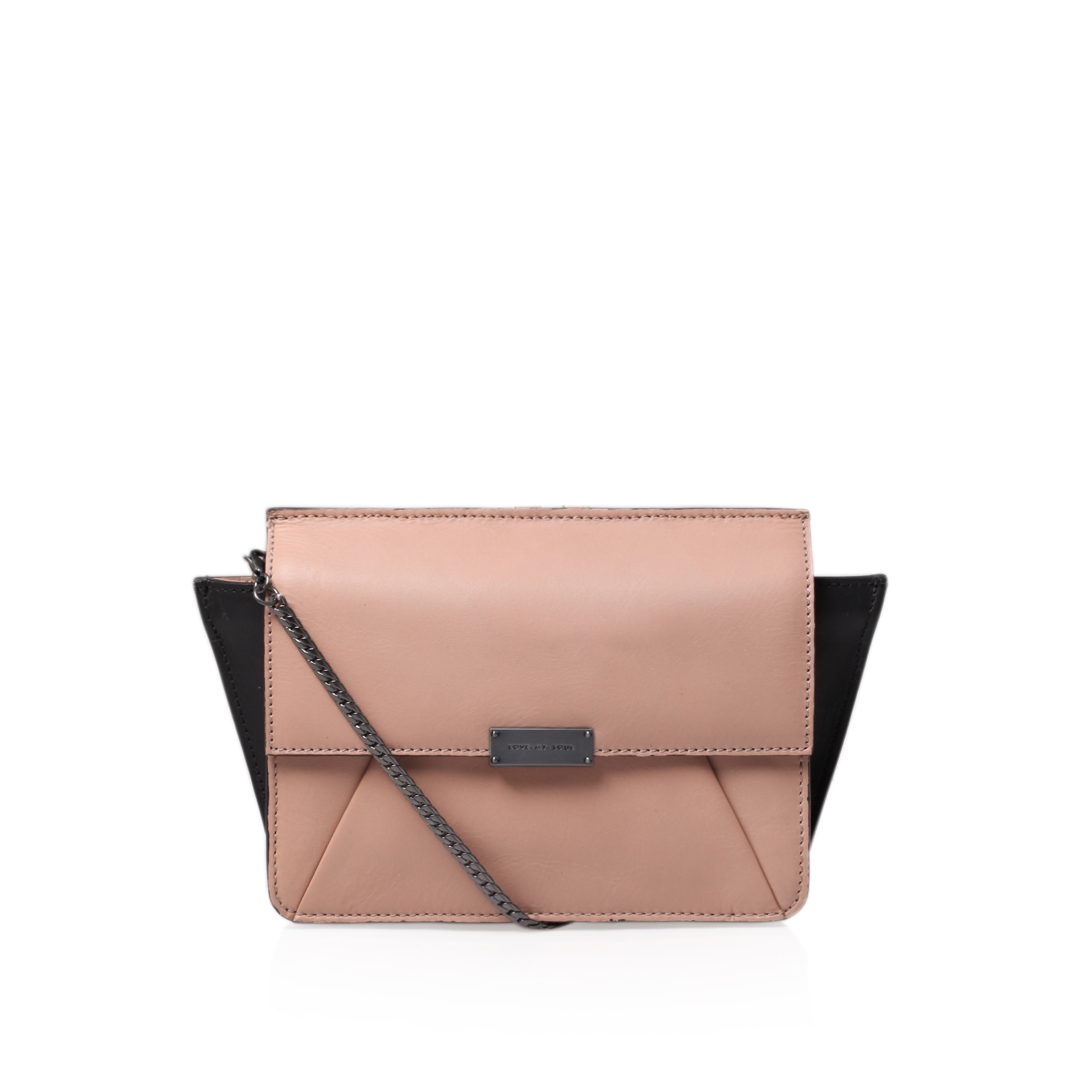 CLARICE LEATHER BAG