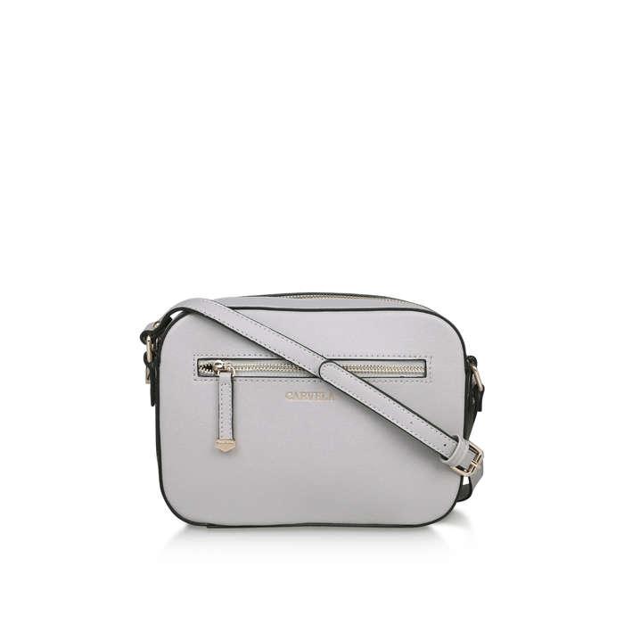 DAISY XBODY BAG Light Grey Cross Body Bag by CARVELA   Kurt