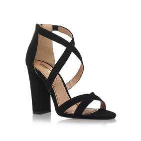 Faun Black High Heel Sandals By Miss KG 4BYuDkzQ