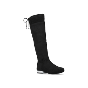 7b9bfb596 Solo Tall Girls Black Boots from Mini Miss KG