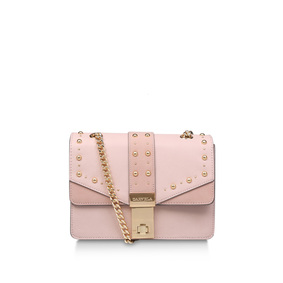 Brittany Studded Xbody Pale Pink Studded Crossbody Bag from Carvela. Sale 943a33b0eaf67