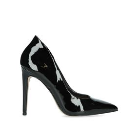f2465193e68a Cayleb. Black Stiletto Court Heels