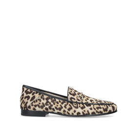 9c484305e Loraine Loafer. Leopard Print Loafers