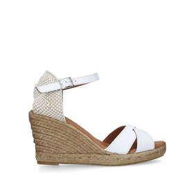 27fe94dc9d9 Espadrille Sandals | Flatform & Wedge Espadrilles | Kurt Geiger