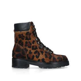 fe2dd589c8b6 Sacred. Leopard Print Hiker Boots