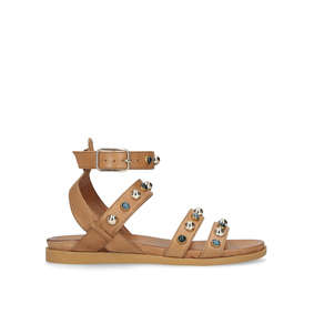 1db329264 King. Tan Studded Sandals