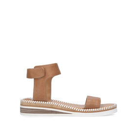 f4487c8616e Moirina Tan Flatform Sandals from Vince Camuto
