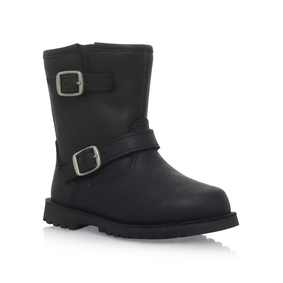 Harwell Kids Girls Black Ankle Boots 2-3 Years from UGG Australia
