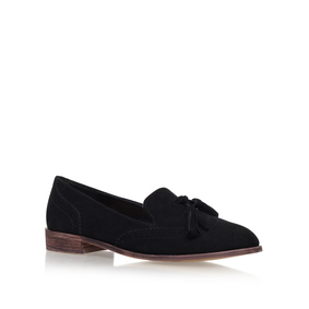 Snaffle Flat Loafer - Black Kurt Geiger eKLejo04