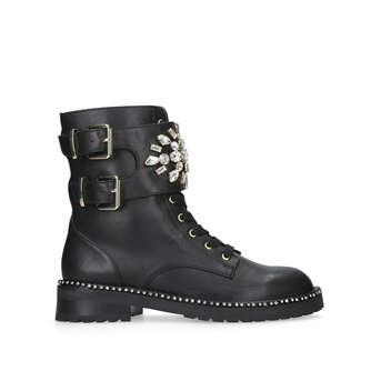 Women's Boots   Ankle \u0026 Knee High, Flat