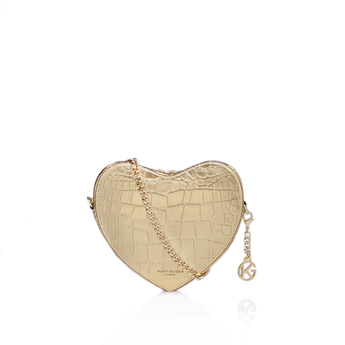 Croc Heart Cross Body from Kurt Geiger London