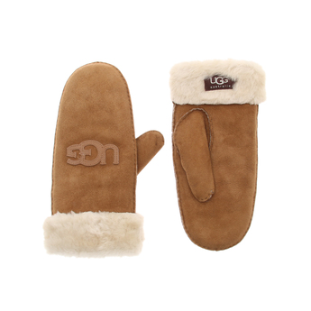 Logo Patch Mitten from UGG