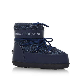 Snow Bootie Paillettes from Chiara Ferragni