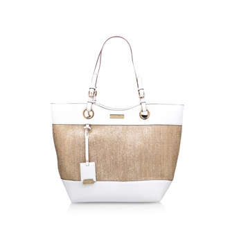Lucinda Weaved Shopper from Carvela
