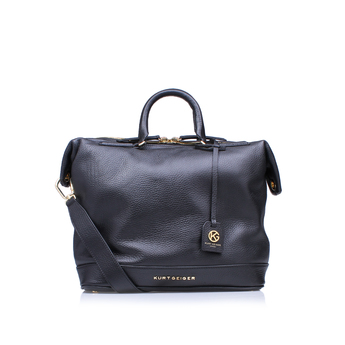 Leather Brompton Tote from Kurt Geiger London