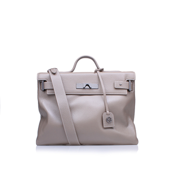 Leather Britt Tote from Kurt Geiger London