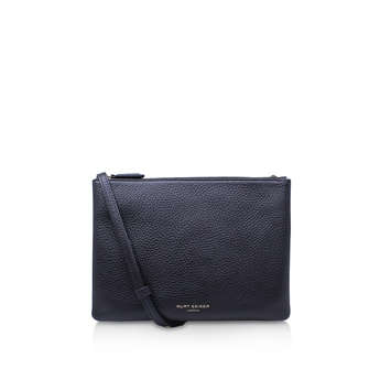 Leather Pisces Pouch from Kurt Geiger London
