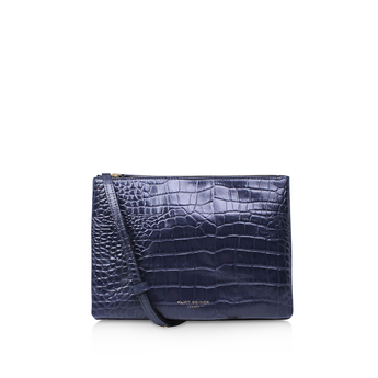 Croc Pisces Pouch from Kurt Geiger London