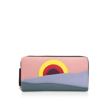 R Zip Around Wallet from Kurt Geiger London