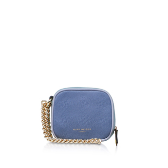 Saff Square Purse W Chain from Kurt Geiger London
