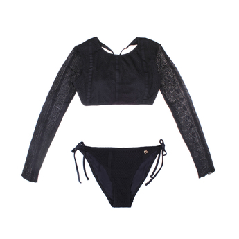 Long Sleeve Bikini from Kurt Geiger London
