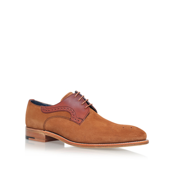 Cohen Lthr Trim Derby from Barkers