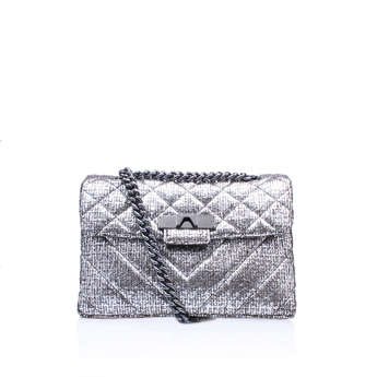 Tweed Kensington Bag from Kurt Geiger London