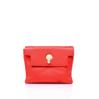 Leather Cle Keyhole Bag from Kurt Geiger London