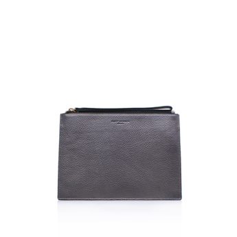 Leather Pouch W Strap from Kurt Geiger London