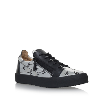 Low Multi Logo Metallic from Giuseppe Zanotti