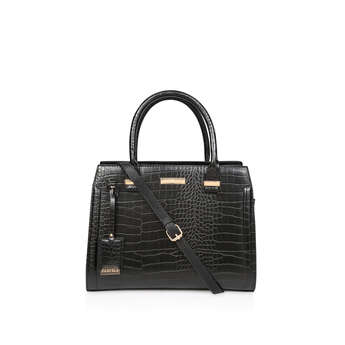 Holly Croc Zip Bag from Carvela