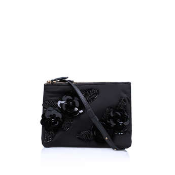 Nylon Pisces Pouch from Kurt Geiger London