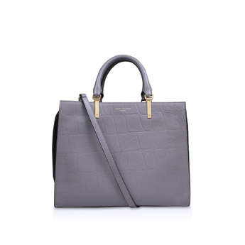 Leather Emma Tote from Kurt Geiger London