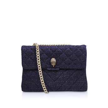 Tweed Lg Kensington Bag from Kurt Geiger London