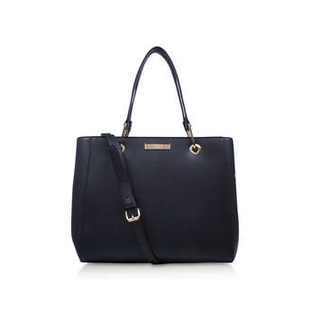 Reign Zip Structured Tote from Carvela Kurt Geiger