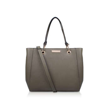 Reign Zip Structured Tote from Carvela