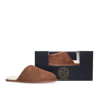 Harry Mule Slipper from KG Kurt Geiger