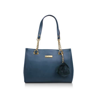Luxury Sm Chain Tote from Anne Klein