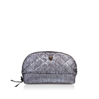 Fabric Cosmetic Pouch from Kurt Geiger London