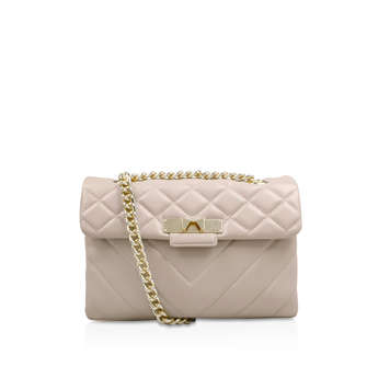 Leather Mayfair Bag from Kurt Geiger London