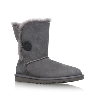 B Button Grey from UGG Australia