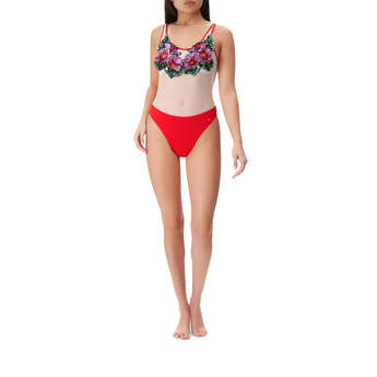 Flower Patches Swimsuit from Kurt Geiger London