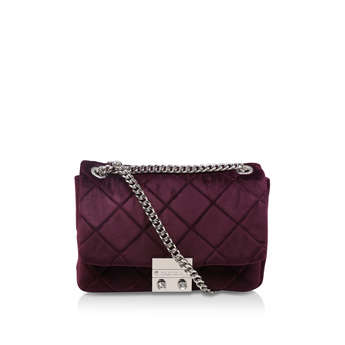 Binky Jewel Lock Shld Bag from Carvela