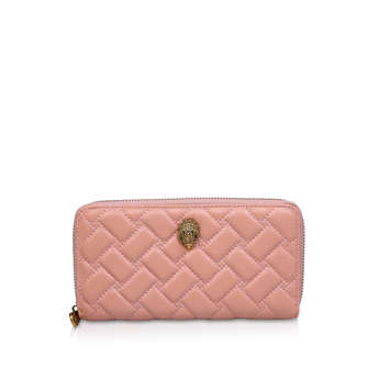K Zip Around Wallet Eagle from Kurt Geiger London