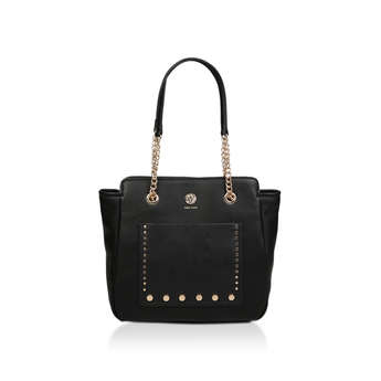 Studded Chain Shopper from Anne Klein