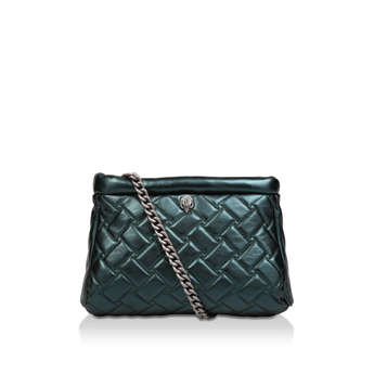 Lthr Kensington Sm Clutch from Kurt Geiger London