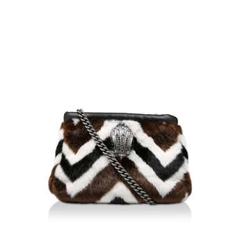 F Kensington Sm Clutch from Kurt Geiger London