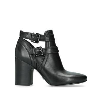 d07fa376a3c FINN OTK BOOT Michael Michael Kors Finn Otk Boot Black Leather High ...