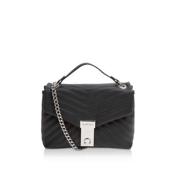 Celina V Quilt X Body Bag from Carvela