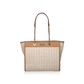 Cassie Raffia Shopper from Carvela